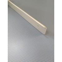 Торцова планка для стільниці LUXEFORM права колір RAL1019
